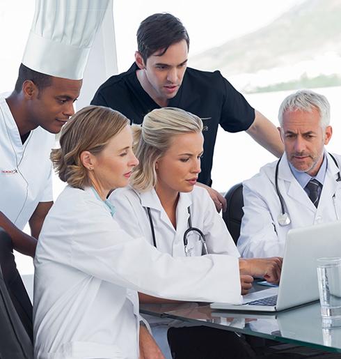 Medico Social chez Dupont Restauration