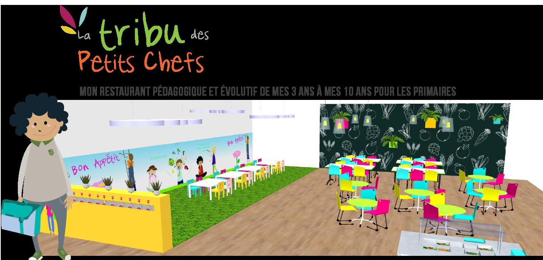 Restaurant pédagogique pour enfant