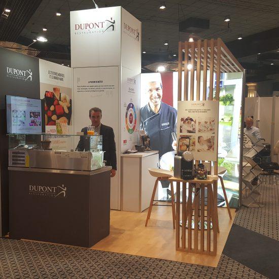 Dupont Restauration au Synerpa de Deauville en JUIN 2017
