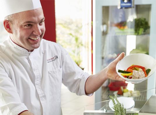 préparation plats cuisine