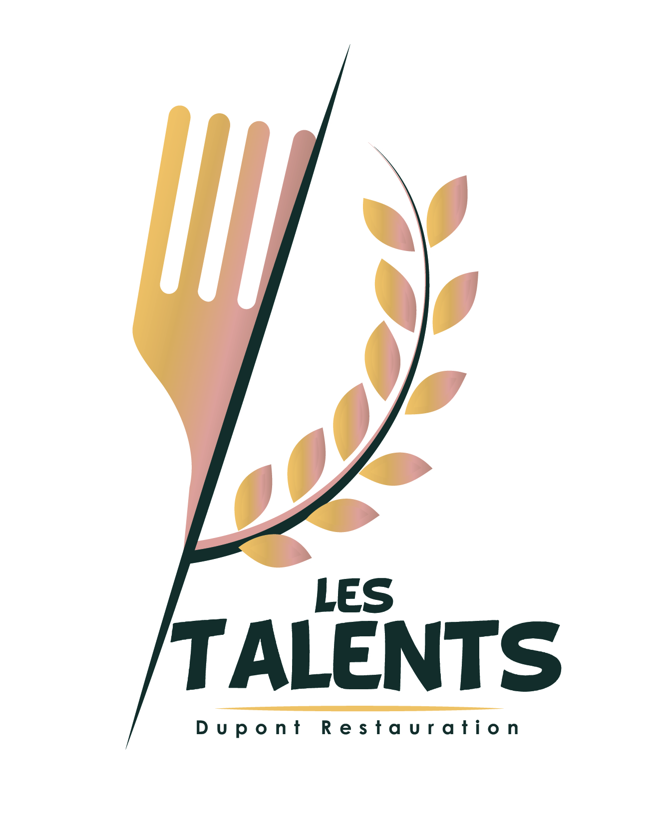 Logo Les talents Dupont Restauration