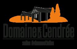 logo le Domaine de la Cendrée PNG